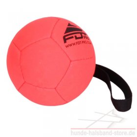 Fordogtrainers Orange Hundeball 12 cm