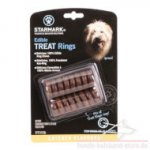 "Starmark Trockenfutter ""Edible TREAT Rings"""