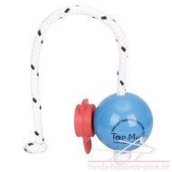 Top-Matic Fun Ball SOFT blau Set+MAXI Power Clip