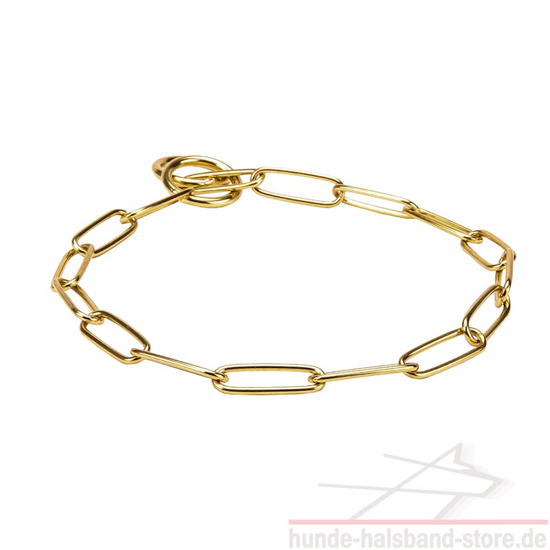 Goldene Kette langgliedrig - €14.3