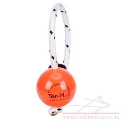 Orange Ball mit Magnet